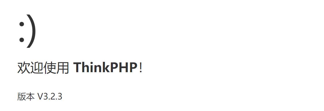 Thinkphp3 漏洞总结